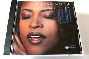 ✅ AUDIOPHILE CD - Cassandra Wilson - Blue light till dawn - s1