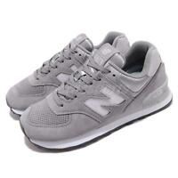 New Balance WL574FHC B Grey White Women Running Casual Shoes Sneakers WL574FHCB