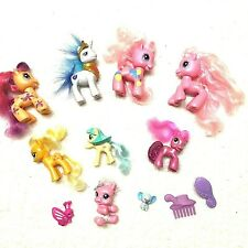 Lot 0f 12 Vintage 2008 My Little Pony Scootaloo Pinkie Pie Unicorn Pink Misc