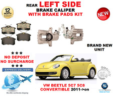 für VW Käfer 5C7 5C8 Cabrio 2011> HA links Bremssattel + Belag Set