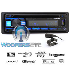 ALPINE CDE-172BT CD USB MP3 WMA AUX IPOD IPHONE EQUALIZER EQ BLUETOOTH RADIO NEW