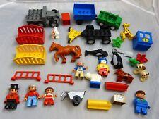 Lego  Duplo / Explore  Zubehör Set für Zoo, Tierpark, Zirkus  (DU set 626)