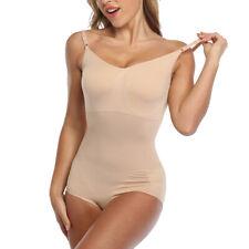 Women Adjustable Full Body Shaper Bodysuit Fajas Colombianas Slimming Shapewear