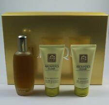 Confezione Clinique Aromatics Elixir Donna edp 100ml Lozione Corpo Gel doccia