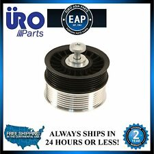 For CL55 CLS55 E55 G55 S55 SL55 AMG Supercharger Belt Idler Double Pulley New