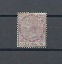 More details for dominica 1877-79 sg 9 mint cat £130