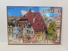 Faller HO 937 Half Timbered Hotel Kit Sealed (KM)