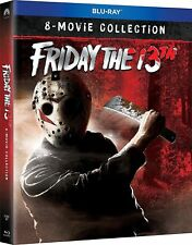 Friday The 13th The Ultimate Collection BLU-RAY1-8 NEW