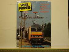 Revue VOIES FERREES 137 - Materiel moteur SNCF 2003 - 141 R 568 - Locomotiv Shay