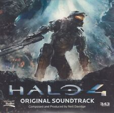 halo 4 original soundtrack cd promo new