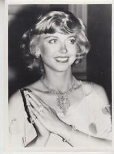 Davina Sheffield... Most Beautiful of his girlfriends 3/13/81-Press Photo