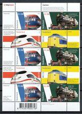 NEDERLAND 14.OKT.2005 - TREINEN De Blauwe Engel/Loc3737/Koploper/Intercity V2366