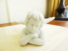 Rosenthal Ceramic Bisque Relaxing ANGEL / CUPID Figurine - NEW!