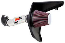K&N Typhoon Performance Air Intake 2012-2015 Chevrolet Camaro 3.6L 69-4523TP CAI