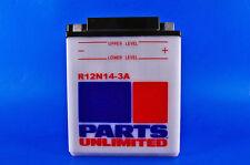 Parts Unlimited 12-Volt Conventional Battery NO ACID  LEMM2241b