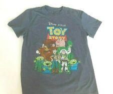 New listing Disney Pixar Toy Story Gray Short Sleeve T Shirt Size Large
