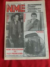 JOY DIVISION 1979 NME FEATURE ISSUE MANCHESTER SCENE The Fall Durutti Column