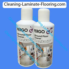 Pergo - All Round Floor Cleaner - Concentrate Maintenance Cleaner 2 pack deal