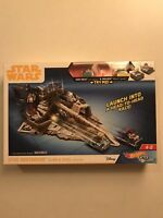 Star Wars Hot Wheels Battle Rollers Star Destroyer Slam & Race Launcher