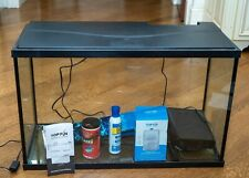 Top Fin 55 gallon fish tank with LED lights and extra's. Local porch pickup only