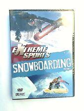 EXTREME SPORTS SNOWBOARDING VOLUME 1 DVD