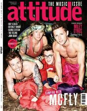 October Monthly Gay & Lesbian Magazines