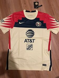 2021 Club America third soccer Jersey Size Large