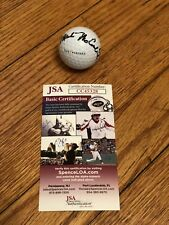 MARK MCCUMBER SIGNED PLAYERS CHAMPIONSHIP GOLF BALL RARE JSA 2