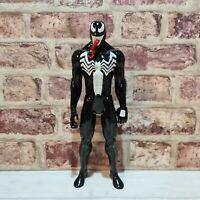 "Hasbro Spider-Man Marvel Ultimate Titan Hero Series Venom Figure 12"" Inch Rare"