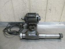 Dumore No 5 Lathe Tool Post Grinder Id Od 12 Hp 4600 Rpm 42500 Spindle
