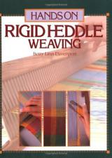 Davenport, Betty Linn-Hands On Rigid Heddle Weaving (US IMPORT) BOOK NEU