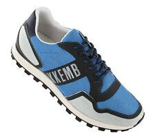 NEU Bikkembergs Fend-er 2084 Herren Schuhe Blau-Grau BKE109287 SALE