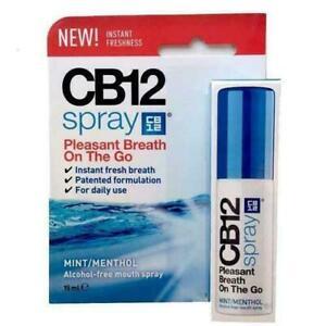 CB12 Breath Spray 15ml