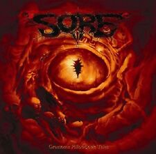 Sore-Gruesome pillowbook tales LP (on Horns Impaled, dépression, unburial)