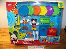 Disney Junior Mickey Mouse Clubhouse Deluxe Mouska-Maker Wind-Up Set