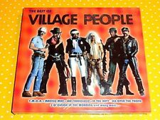 VILLAGE PEOPLE  -  THE BEST OF  -  CD  CARTONATO  NUOVO SIGILLATO -