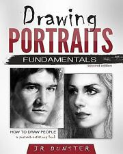 Drawing Portraits Fundamentals : A Portrait-Artist. Org Book - How to Draw...