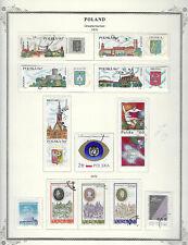 Poland.#1731/1757.Cto.197 0.12 Diff Commemoratives