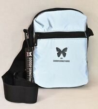 5fb0f27c58d Good For Nothing Silver Reflective Flight Bag (GFN3) RRP £24.99