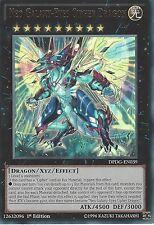 Yugioh DPDG-EN039 Neo Galaxy-Eyes Cipher Dragon Ultra Rare Card 1st Edition