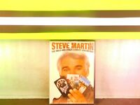Steve Martin - The Wild and Crazy Comedy Collection DVD New Sealed