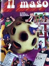 IL MAGO - rivista fumetti n°6 1972 - CIP POLIZIOTTO di Benito Jacovitti [G.147]