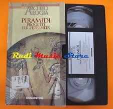 film VHS I SEGRETI DELL'ARCHEOLOGIA PIRAMIDI   (F30)  no dvd