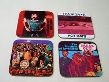 Frank Zappa Album Cover COASTER Set #1