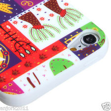 Apple iPod Touch 5 Candy Skin Tpu Gel Cover Case Accessory Ancient Paintings