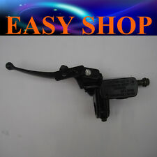 10mm Front Left Hydraulic Brake Lever Master Cylinder PIT PRO Quad Dirt Bike ATV