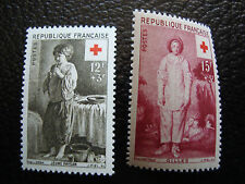 FRANCE - timbre yvert et tellier n° 1089 1090 n** (A9) stamp french