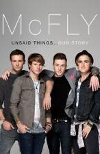 McFly - Unsaid Things...Our Story-Tom Fletcher, Danny Jones, Harry Judd, Dougie