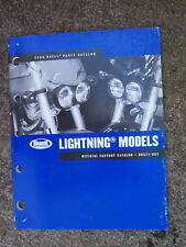 2005 Buell Lightning Models Motorcycle Parts Catalog  SEE MORE IN OUR STORE   V