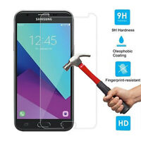 9H ULTRA CLEAR TEMPER GLASS SCREEN PROTECTOR For Samsung Galaxy J3 (2017) USA